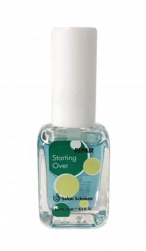 Starting Over After Artificials Nail Revitalizing Strengthener Hardener Repair Base Top Coat Nail Conditioner Growth Gel