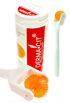 DERMA-CIT Derma Roller For Under Eyes, Mouth Area, Fine Lines